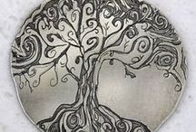 Hug a Tree :) / forest,trees,nature inspired... Silvan.