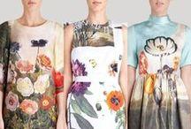 Fashion Rules / The art of fabric manipulation.