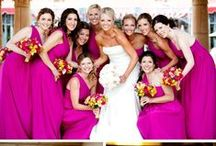 Pretty in Pink / by The Overwhelmed Bride Blog