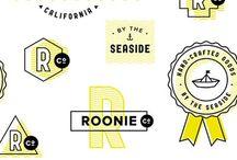 Branding & Logos / Collection of inspiring visual identities.