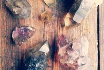 Crystals / Rocks.