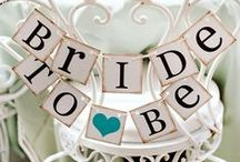 Bridal Shower + Bachelorette Party Ideas / Bridal Shower + Bachelorette Party Ideas / by The Overwhelmed Bride // Wedding Blog + Southern California Wedding Coordinator