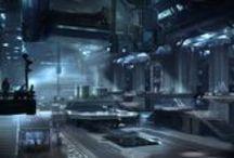 Concept Art: Sci-Fi
