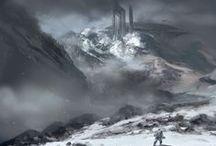 Concept Art: Landscape