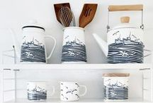 Mini Moderns / Mid-Century Scandinavian Cookware and Enamelware