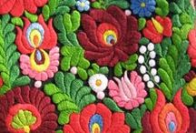 Embroidery - Hungarian