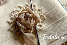 Embroidery - Ribbon