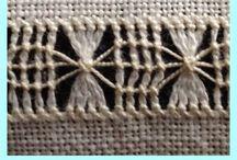 Embroidery - Drawn Thread