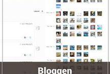 Bloggen, Social Media / Alles rund ums Bloggen mit Wordpress und Social Medias wie Twitter, Pinterest und Facebook. Wir teilen hier Beiträge von unseren Blogs genauso wie tolle Links von anderen BloggerInnen.