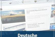 Deutsche Reiseblogs / Beiträge von tollen deutschen Reiseblogs. So viele Bloggerinnen und Blogger sind in der Welt unterwegs, reisen zu den schönsten Plätzen der Erde. Diese Beiträge wollen einfach geteilt werden.