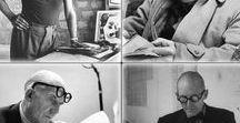 Furniture from Le Corbusier (Ле Корбюзье) / Мебель, созданная легендарным французским дизайнером-архитектором Ле Корбюзье