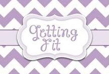 Getting fit / by Lori McKinzie