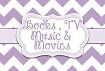 Books T.V Music & Movies / Seen it , Read it , Heard it....loved it !!! / by Lori McKinzie