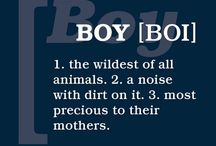 Anything For My Boys / by Melissa Scavuzzo Smith