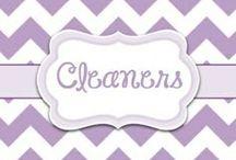 Cleaners / by Lori McKinzie