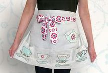Aprons / Aprons - tutorials, patterns, inspirations