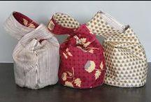 Bags, totes, purses / Bags, totes, purses - tutorials and inspirations