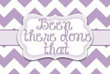 Been there done that / by Lori McKinzie