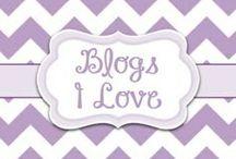 Blogs I love / by Lori McKinzie