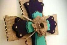 Craft Ideas / by Kayla Mahoy