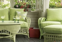 Backyards, porches and patios