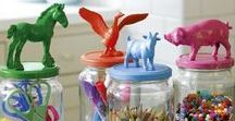 Kid stuff and stuff / Ideas for parties and crafty days