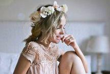 flower princesses / goddesses of springtime