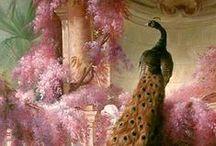 Peacocks and Birds / by Angus and Lorena McTavish