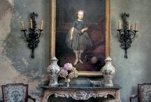 Interiors / by Margareta Goreta- Rakowska
