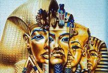 Egypt, Re-imagined / by Angus and Lorena McTavish