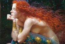 Mermaids / by Angus and Lorena McTavish
