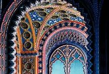 Doors and windows of color / by Angus and Lorena McTavish