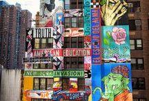 Street Art / by Ben Irvine