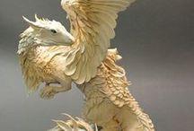 Dragons / by Angus and Lorena McTavish