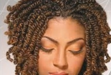Beauty Basics / Love all things beauty, cosmetics & the versatility of African American hair. / by Courtney White