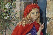Story Books, Red Riding Hood / by Angus and Lorena McTavish