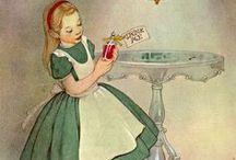 Story Books, Alice In Wonderland / by Angus and Lorena McTavish