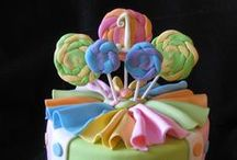 sweets / cakes. cupcakes. anything sugar rush.
