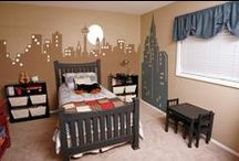 Bedrooms / by Dawn Dement