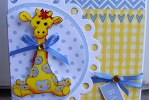 Cards for Baby / by HappyGlitzyGirl