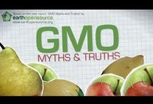 GMOs / Genetically Modified Organisms are ruining our health and our planet.  Don't believe Monsanto's lies.