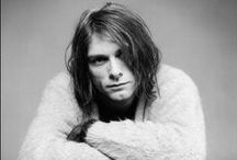 The man who sold the world. / 'If you die you're completely happy and your soul somewhere lives on. I'm not afraid of dying. Total peace after death, becoming someone else is the best hope I've ever got.' - Kurt Cobain