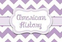 American History / by Lori McKinzie