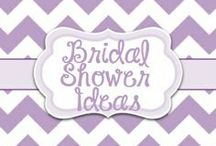 Bridal Shower Ideas / by Lori McKinzie