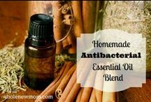 Essential Oils / Essential Oils