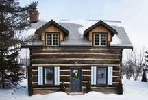 Cottage Living / Charming, cozy cottage living.