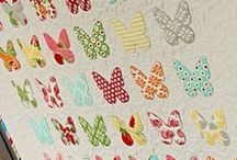 Quilts - appliques / Ideas, patterns, tutorials