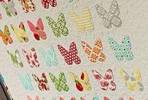 Quilts - appliques / Ideas, patterns, tutorials