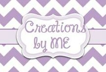 Creations by Me / All things here were made by me , please check out my group page for tons more !!! https://www.facebook.com/groups/527126987354024/ / by Lori McKinzie