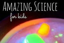 Sensory & Science / Activities that use the senses or simple science ideas (awesome if it's both!)